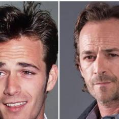 Actor Luke Perry has THIS acting advice for his young co-stars from Riverdale