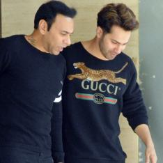 EXCLUSIVE: Varun Dhawan in talks for another comedy movie with Farhad Samji post Coolie No 1 and Street Dancer