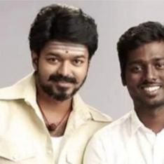 Vijay spotted at director Atlee's office in Chennai amid speculations on next film; Watch viral VIDEO