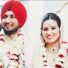 Yo Yo Honey Singh shares throwback pictures of marriage with wife
