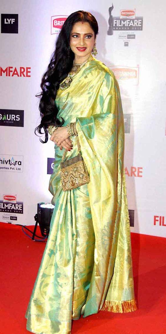 Rekha S Birthday Special 10 Sarees We Want To Steal From