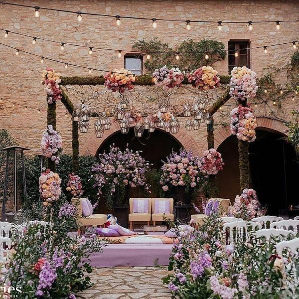 27 Breathtaking and dreamy wedding decor ideas that will make you ...