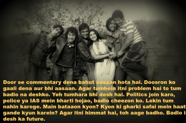 These 16 Dialogues from Bollywood Movies will Awaken the