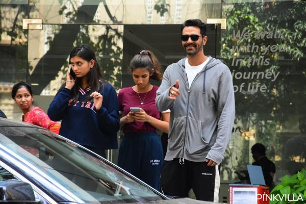 Arjun Rampal and girlfriend Gabriella Demetriades welcome baby