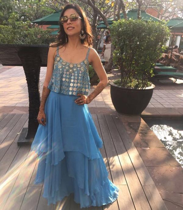 Amrita Puri had the dreamiest wedding ever and here is a glimpse at ...