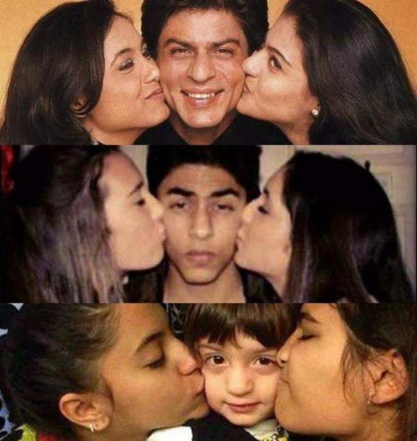 Junior Khan is already a ladies' man, and every heroine of SRK, from ...