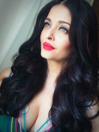 This is Aishwarya Rai Bachchan's 16th appearance at the Cannes Film Festival.