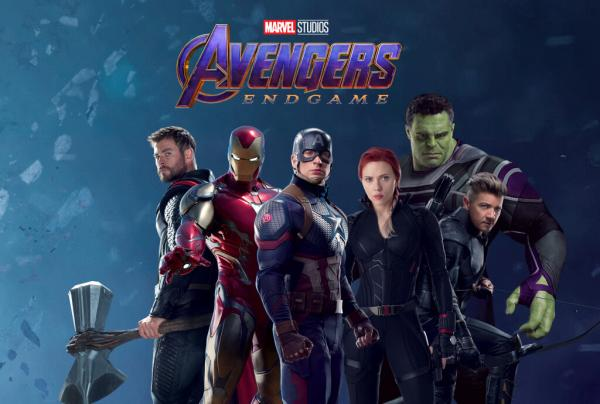 Avengers: Endgame: First Official Look Of Heroes And Their