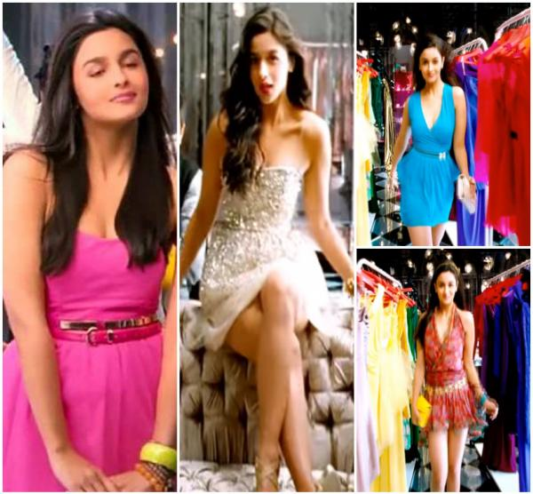 Birthday Special Alia Bhatts Most Iconic And Stylish On Screen
