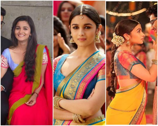 Birthday Special Alia Bhatt S Most Iconic And Stylish On Screen