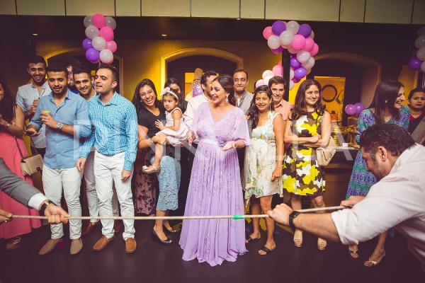 Esha Deols Sister Ahana Deol Throws A Surprise Lavender Themed Baby