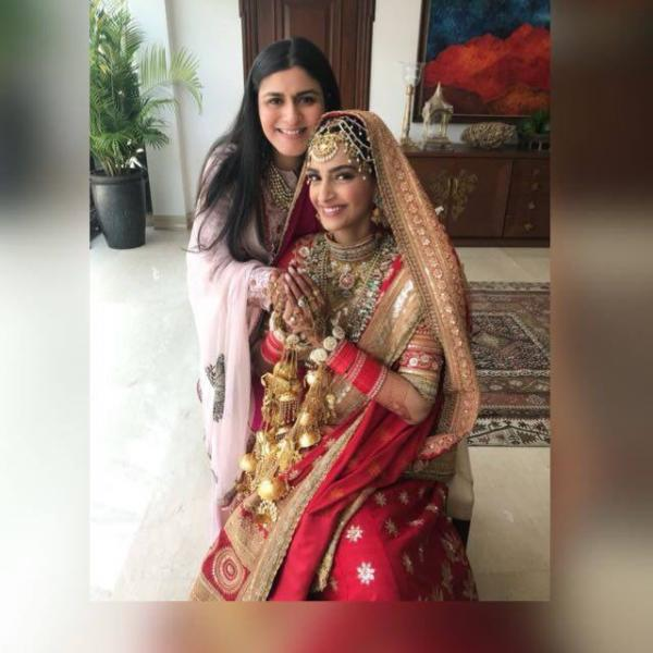 Sonam Kapoor Wedding.Sonam Kapoor Wedding Namrata Soni Exclusively Reveals All