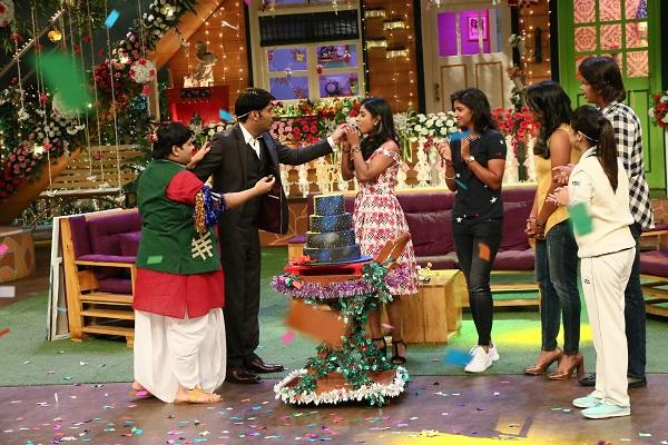 The Kapil Sharma Show celebrates its 100th episode with the