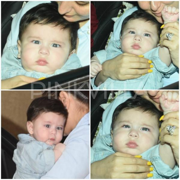 Viral Breaking News Stunning And Adorable Photos Of Maine: PHOTOS: We Bet This Is The Cutest Picture Of Taimur Ali