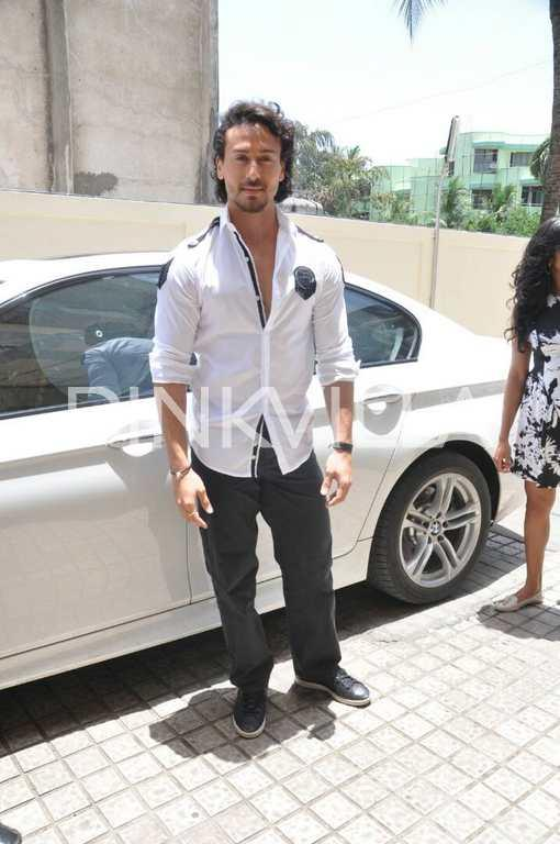 Munna Michael Trailer Launch Tiger Shroff And Niddhi Agerwal Look