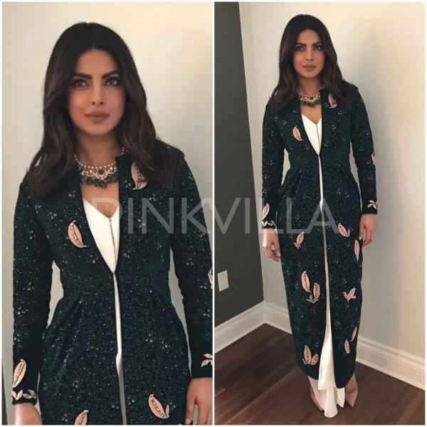 Priyanka Chopra to produce a Telugu film