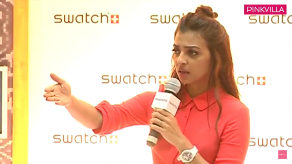 Nude video leak doesnt bother me, says actress Radhika Apte