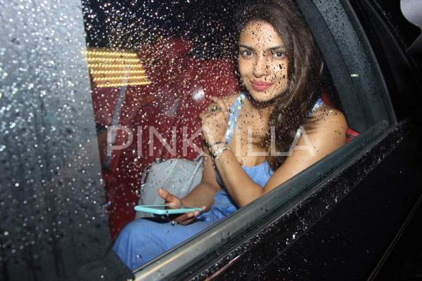 Image result for Priyanka Chopra spotted at Mumbai office, new film on the cards?