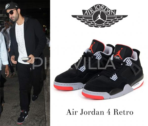 He rejuvenates these sneakers with his monochromatic ensemble, and  elevating sunglasses. Love the stylish hint of red popping ...