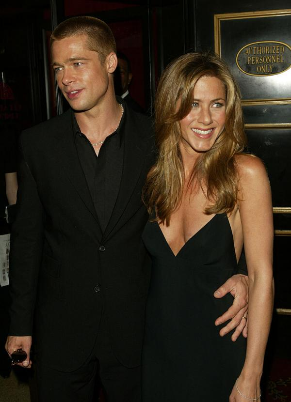 from Apollo jennifer aniston comments on brad pitt being gay