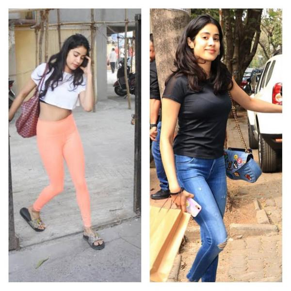 Janhvi Kapoor Gains Weight To Take Flying Lessons For Iaf Pilot Gunjan Saxena S Biopic Pinkvilla