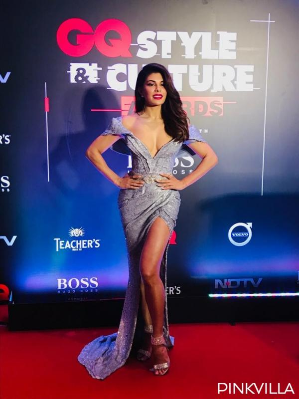 GQ Style Awards 2019: Jacqueline Fernandez glitters in silver, Taapsee  Pannu makes a bold red appearance   PINKVILLA