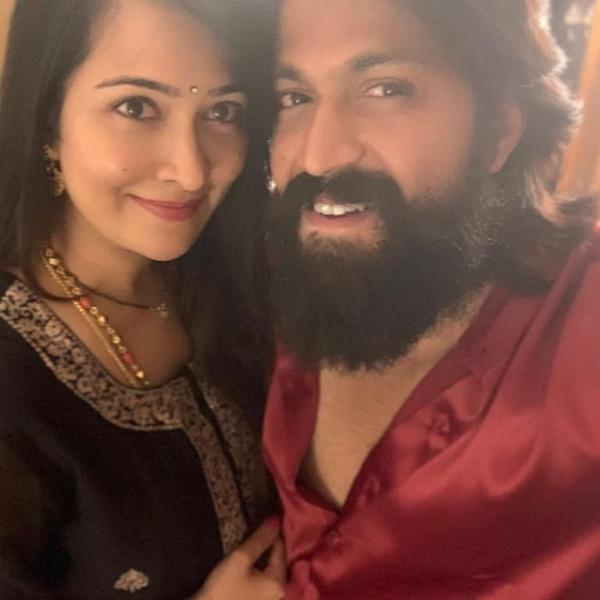 KGF star Yash & Radhika Pandit's Love Story: From being good friends