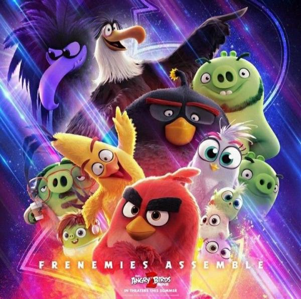 The Angry Birds Movie 2 Review This Silly Yet Hilarious Film Is