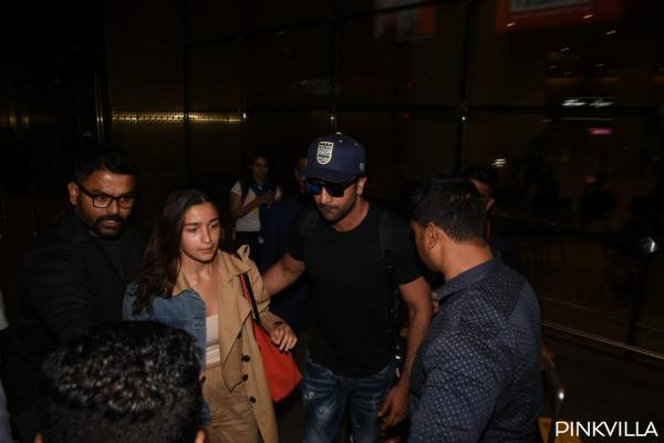 Alia brings in New Year with Ranbir and Ayan