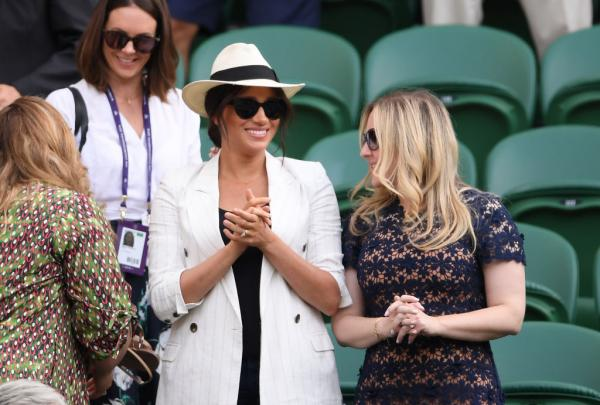 Meghan Markle's Thank You Gift to Vogue Contributors Shows Off Calligraphy Skills