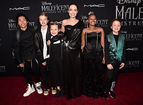 Angelina Jolie resentful towards Brad Pitt for turning kids' lives upside down