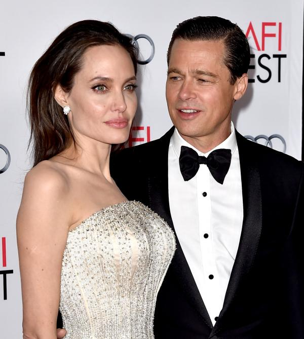 Angelina Jolie anxious about her son's future