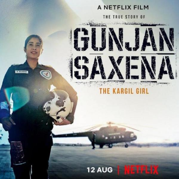 Gunjan Saxena The Kargil Girl From Portrayal Of Iaf To Nepotism Here S A List Of Controversies From The Film Pinkvilla