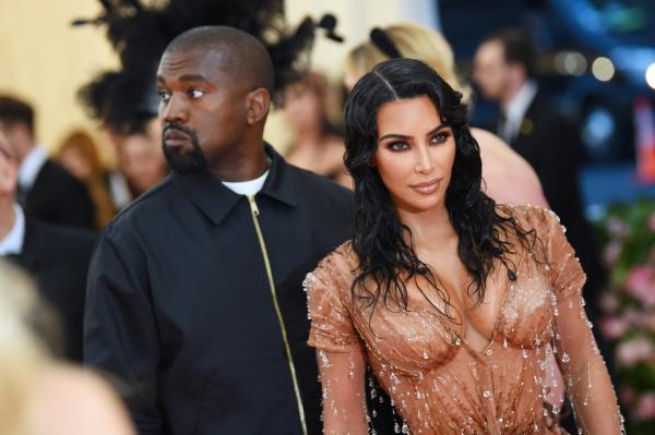 Kanye West Says He's Affected When Kim Kardashian's Pictures Are