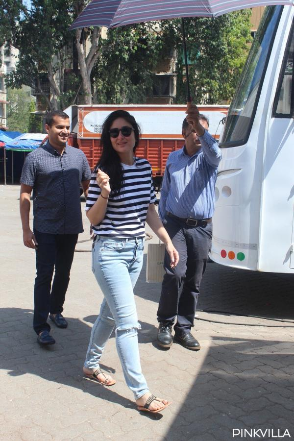 Pics: Kareena Kapoor Khan pulls off her fresh from the