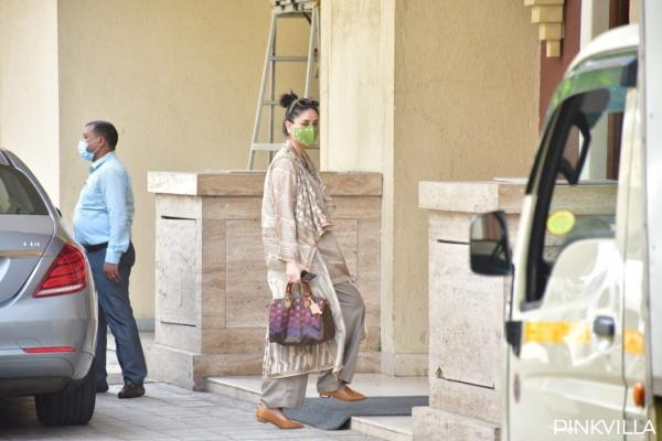 Mom-to-be Kareena Kapoor Khan gives a glimpse of her 'warriors'