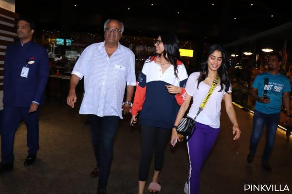 Janhvi Kapoor jets off to Singapore to unveil Sridevi`s Madame Tussauds statue