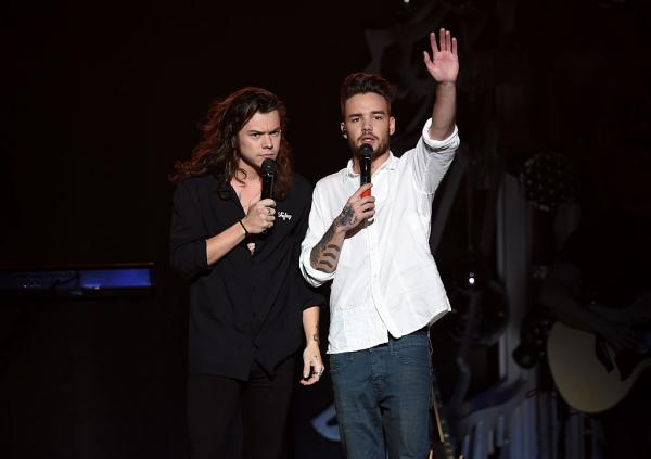 Liam Payne hasn't spoken to Harry Styles 'in a while'