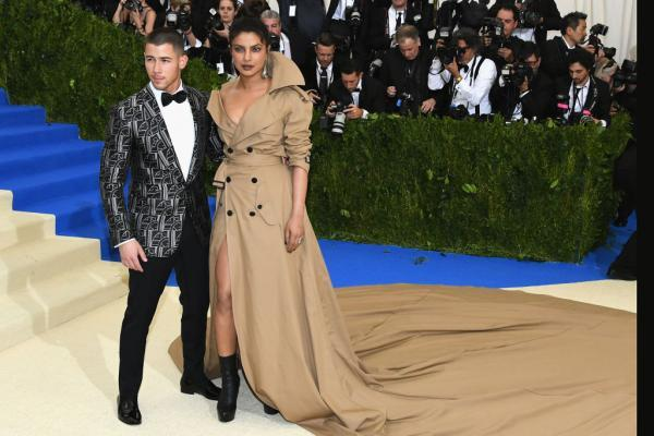 Nick Jonas Celebrates One-Year Anniversary With Priyanka Chopra