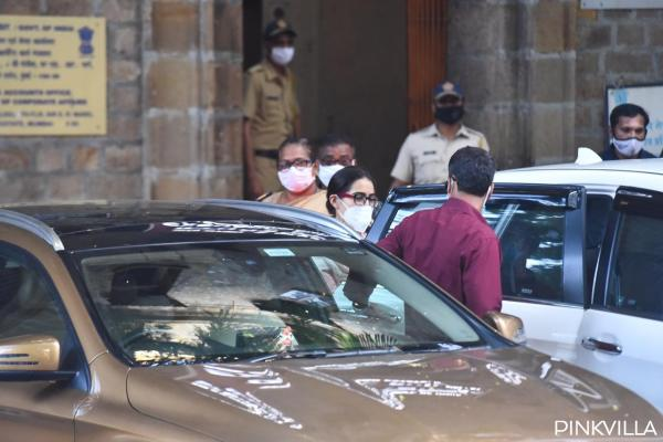 Deepika Padukone leaves NCB office after interrogation