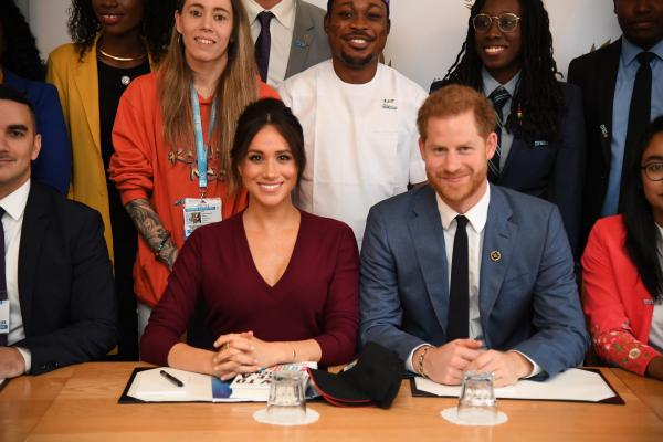 Prince Harry & Meghan Markle Considering Move To California??