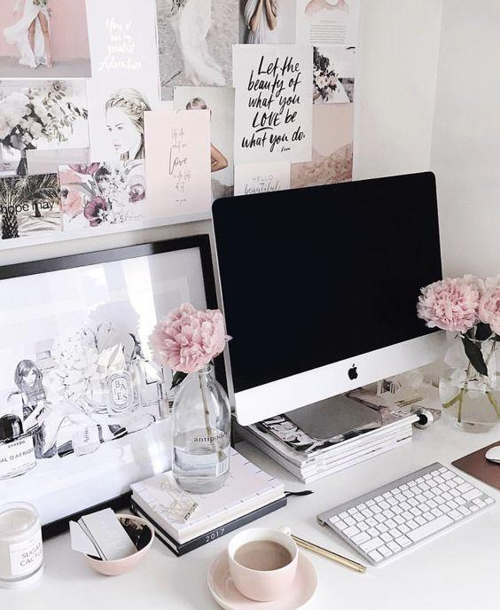 11 Desk Organisation Ideas To Make Your Office Space More