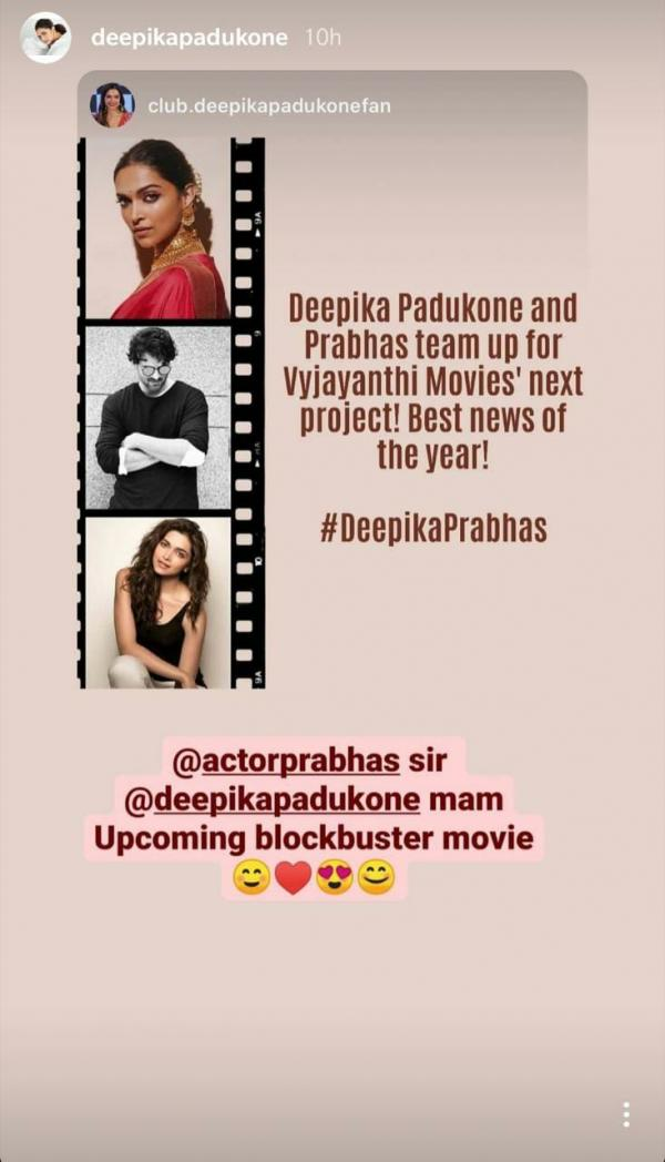 Deepika Padukone loves all the attention for film with ...