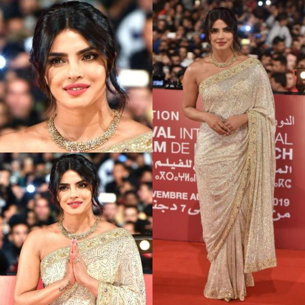 Marrakech film festival pays tribute to Priyanka Chopra Jonas