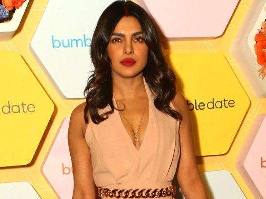 Priyanka Chopra goes braless in sheer maxi dress on NY streets