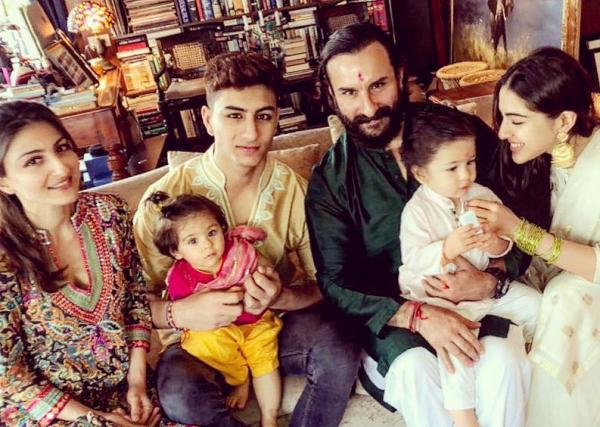 Saif Ali Khan: I'm concerned about all my children and what