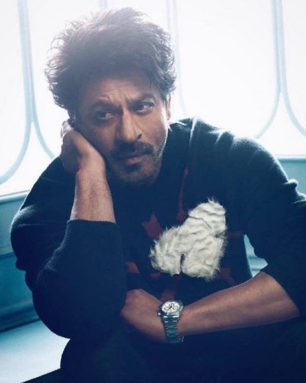 Shah Rukh Khan: My next role will be as sexy as my last one | PINKVILLA