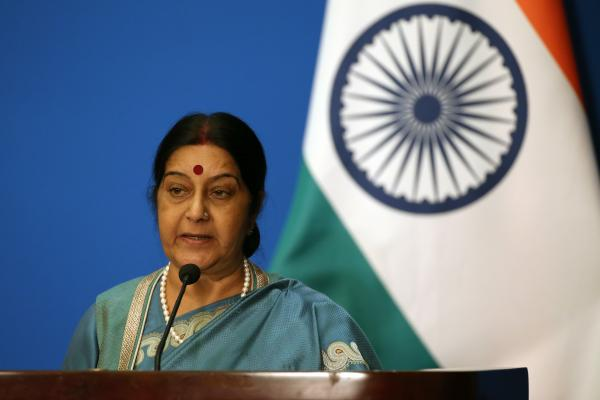 Times when Sushma Swaraj helped Indians across the world