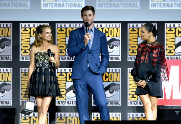 Thor Love And Thunder Natalie Portman Is Deemed Worthy At