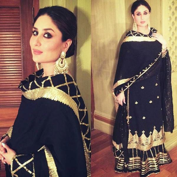 Kareena Kapoor Khan Shows Us How To Dress For Those Fancy Holiday Parties While Youre Pregnant